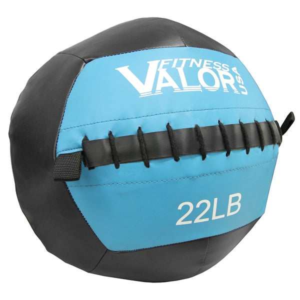 Valor Fitness WB-22 22-pound Wall Ball