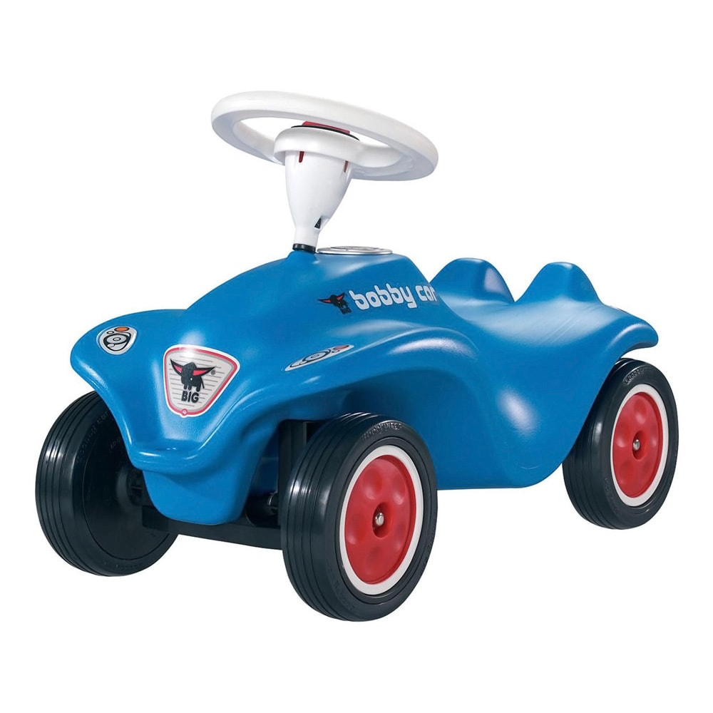 Big Bobby Ride On Car (Blue)