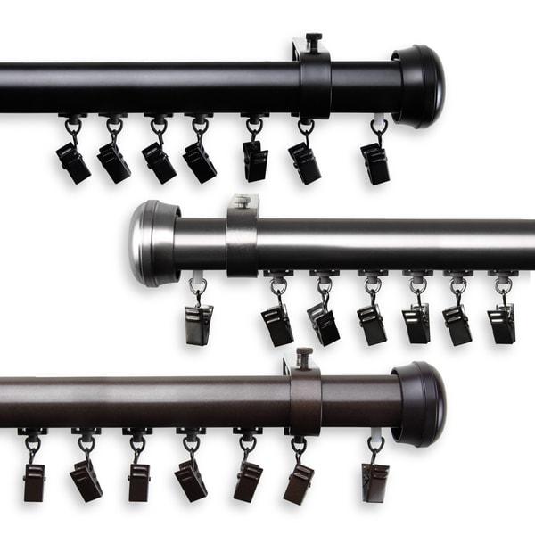 InStyleDesign Edison Cordless Traverse Rod