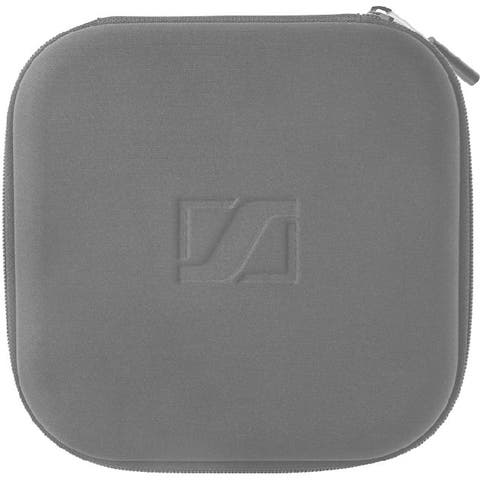 Sennheiser Carrying Case Headset, Accessories, Cable, Flash Drive - Black