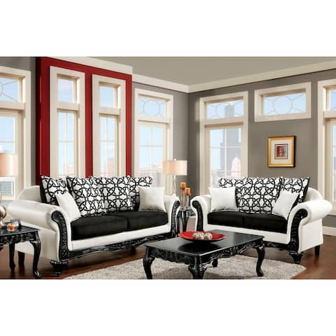 Buy White Living Room Furniture Sets Online at Overstock | Our Best ...