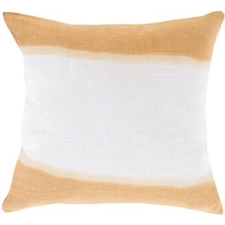 Decorative Benson 20-inch Feather Down or Poly Filled Throw Pillow
