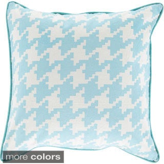 Decorative Collins 20-inch Down or Poly Filled Throw Pillow