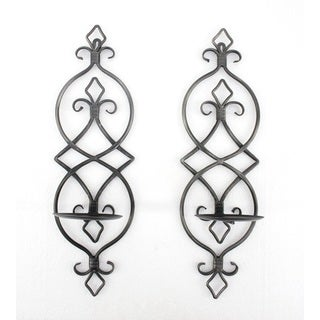 Candle Holders (Set of 2)