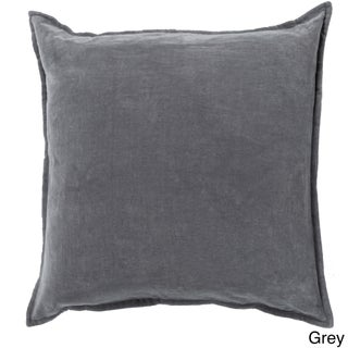 Decorative Harrell 20-inch Down or Poly Filled Throw Pillow (More options available)