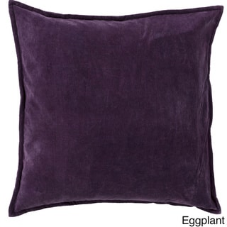 Decorative Harrell 20-inch Down or Poly Filled Throw Pillow