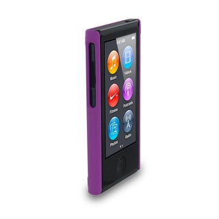 rooCASE Ultra Slim Matte Hard Case for Apple iPod Nano 7th Generation