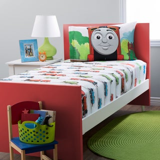 Thomas the Tank & Friends 132 Thread Count Twin Sheet Set