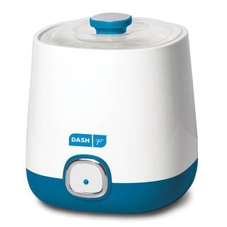 Dash DSY101BLU Blue Bulk Yogurt Maker