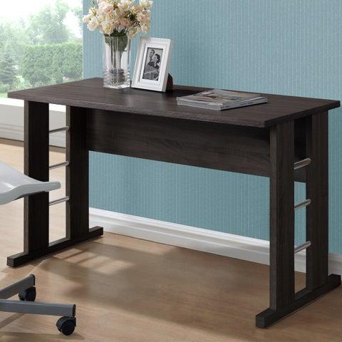 CorLiving Folio Black Espresso Desk