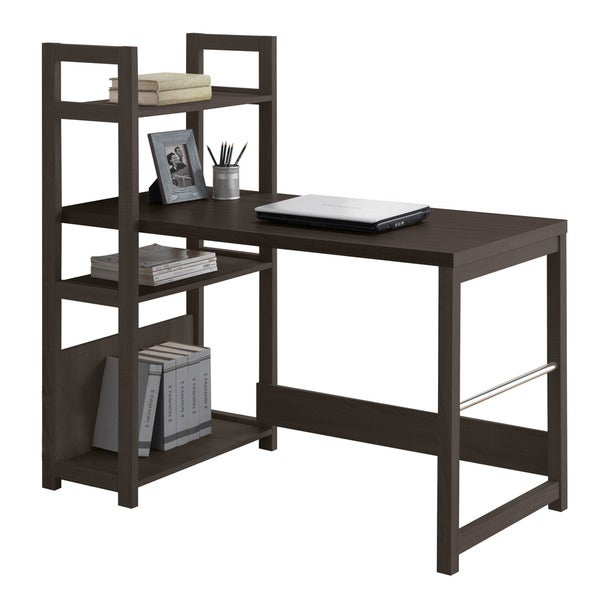 Bookshelf Styled Desk - Free Shipping Today - Overstock.com - 17096013