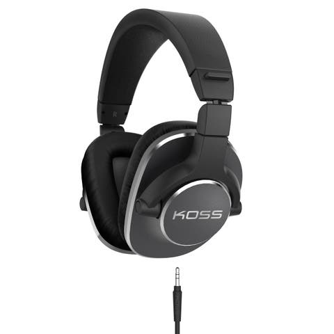 Koss Pro4S Professional Over-ear Headphones with Case
