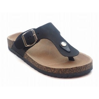 Blue Women's Fatrina Black Sandals