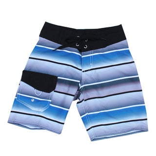 Azul Swimwear Boys' 'Roads' Boardshorts