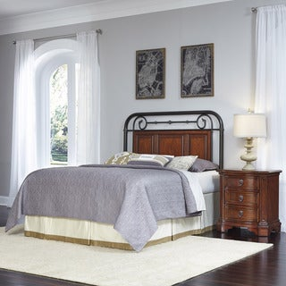 Richmond Hill Headboard and Night Stand by Home Styles
