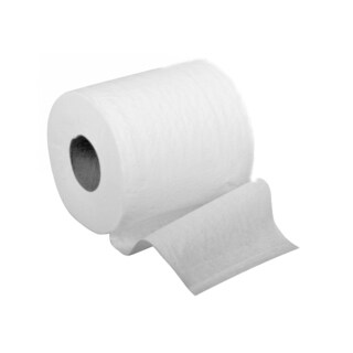 Medline Standard 1-ply Toilet Paper (Case of 96 Rolls)