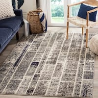 Safavieh Monaco Patchwork Grey / Multicolored Rug - 9' x 12'