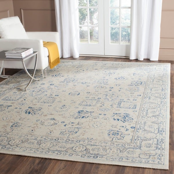 Safavieh Patina Grey/ Grey Rug (6'7 x 9')