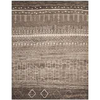Safavieh Tunisia Brown Rug (10' x 14')
