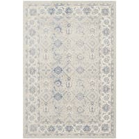Safavieh Patina Light Blue/ Ivory Rug (10' x 14')