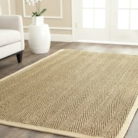 Safavieh Casual Natural Fiber Multi Seagrass Area Rug (10' x 14')