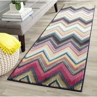 Safavieh Monaco Bohemian Chevron Multicolored Runner - Multi - 2'2 x 12'