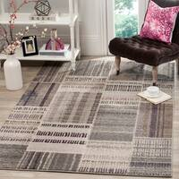 Safavieh Monaco Patchwork Grey / Multicolored Rug (8' x 11')