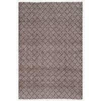 Safavieh Hand-Tufted Boston Brown Cotton Rug - 3' x 5'
