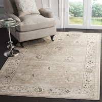 Safavieh Vintage Oriental Light Grey/ Ivory Distressed Rug - 11' x 15'