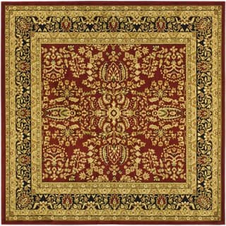 Safavieh Lyndhurst Traditional Oriental Red/ Black Rug (10' Square)|https://ak1.ostkcdn.com/images/products/9943378/P17098203.jpg?impolicy=medium