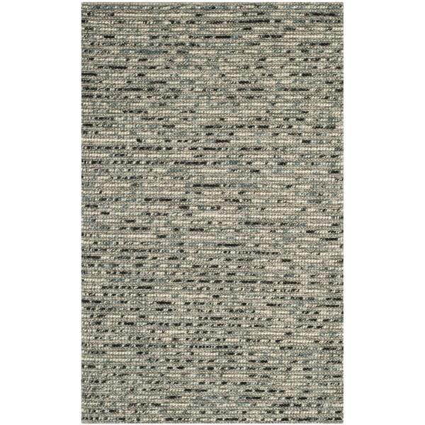 Safavieh Hand-Knotted Bohemian Grey/ Multi Jute Rug - 11' x 15'