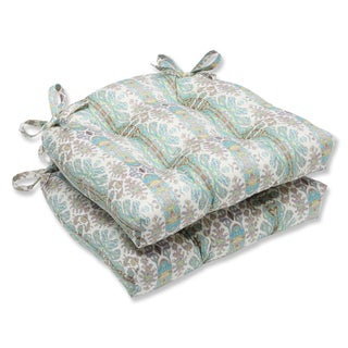Pillow Perfect Rue Celestial Reversible Chair Pad (Set of 2)