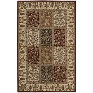 Rug Squared Worcester Multicolor Rug (3'6 x 5'6)