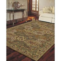 Rug Squared Worcester Multicolor Rug - 5' x 8'