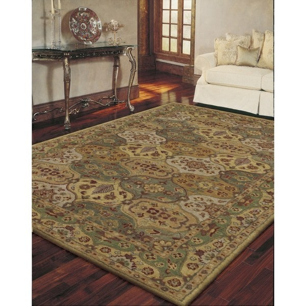 Rug Squared Worcester Multicolor Rug (5' x 8')
