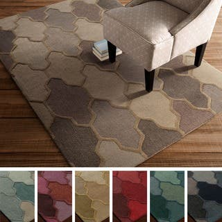 Hand-Tufted Ryde Moroccan Trellis Wool Rug (3' x 5')|https://ak1.ostkcdn.com/images/products/9943821/P17098568.jpg?impolicy=medium
