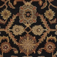 Hand-Tufted Acton Floral Wool Rug (4' x 6')