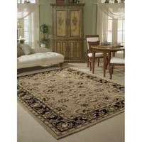 Rug Squared Worcester Taupe Rug (8' x 10'6)
