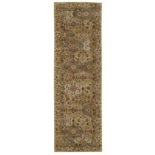 Rug Squared Worcester Multicolor Rug (2'3 x 7'6)
