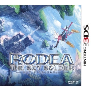 Nintendo 3DS - Rodea The Sky Soldier