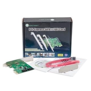 IOCrest 2 Port SATA III RAID PCI-E 2.0 x1 ASMedia Chipset