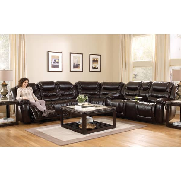 Miraculous Shop Art Van Arlington 3 Piece Sectional Free Shipping Gmtry Best Dining Table And Chair Ideas Images Gmtryco