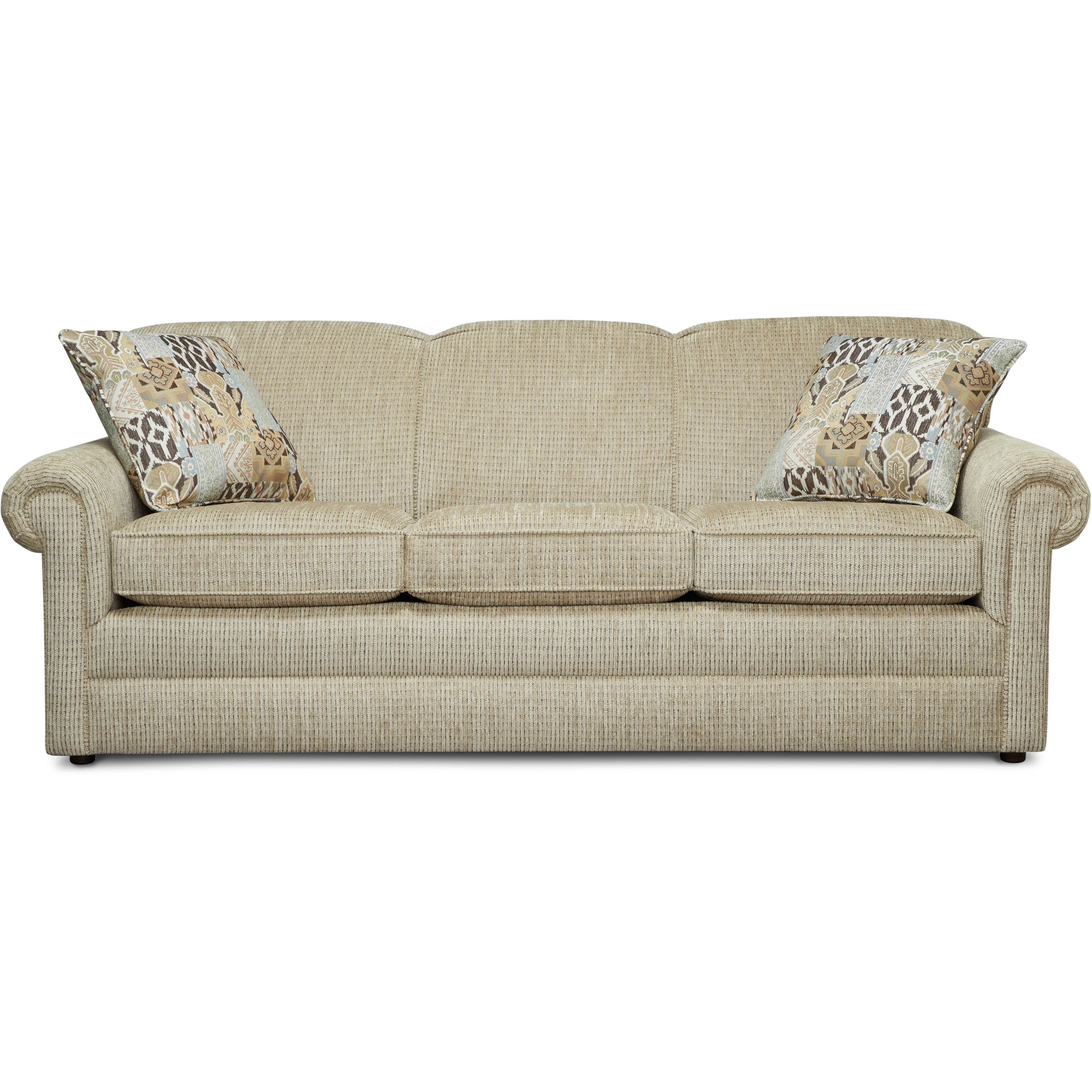 Shop Art Van Kerry Queen Sleeper Sofa With Air Mattress