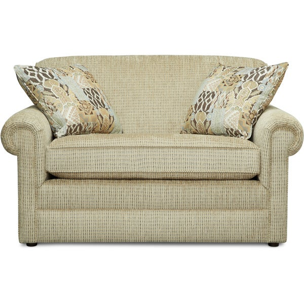 Shop Art Van Kerry 52 Inch Sofa Free Shipping Today Overstock