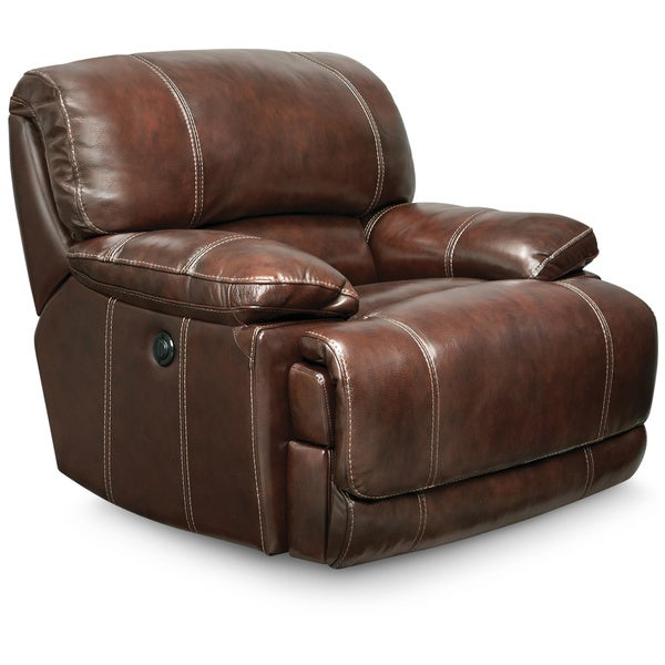 Art Van Power Leather Recliner Free Shipping Today  : Art Van Power Leather Recliner c3e1024c 04a3 446f 8255 827b6ff81b81600 from www.overstock.com size 600 x 600 jpeg 48kB