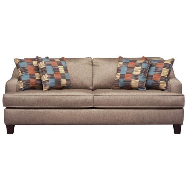 Art Van Mocha Spotlight II Sofa