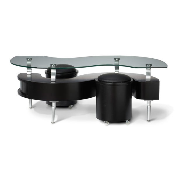 Art Van Coffee Table and Stools - Art Van Coffee Table And Stools - Free Shipping Today - Overstock
