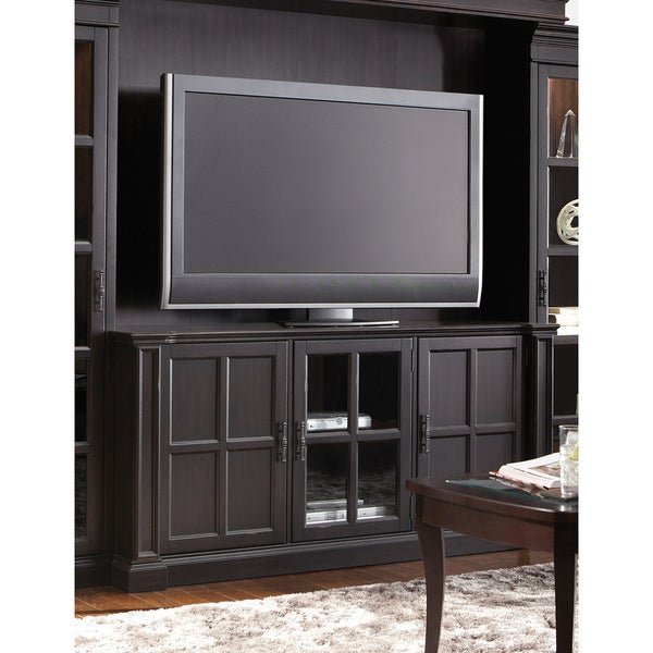 art van kingston 65 inch tv console free shipping today 17102017. Black Bedroom Furniture Sets. Home Design Ideas