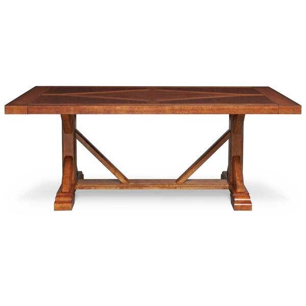 Art Van Tables: Shop Art Van Dakota Ridge Trestle Table