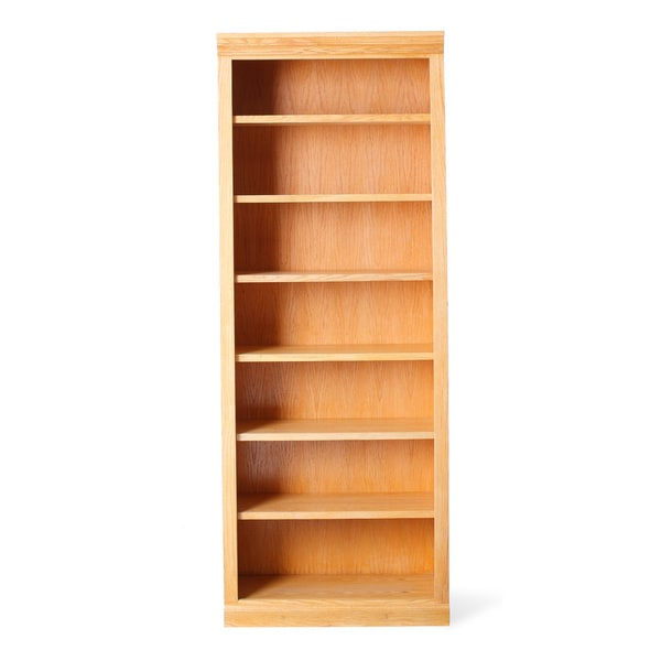 Shop Art Van 84 Inch Bookcase Free Shipping Today Overstock Com 9947787